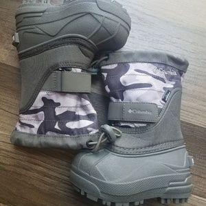 Columbia Powderbug Snow Boots